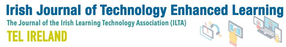 Irish Journal of Technology Enhanced Learing